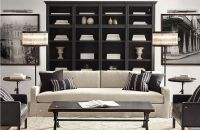 Restoration Hardware Living Room. | Living Room | Pinterest