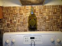Wine Cork Backsplash Diy - Bestsciaticatreatments.com