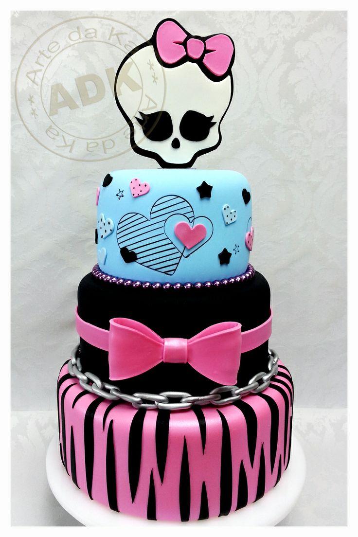 Fancy Birthday Cakes Girls