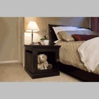 Wood Dog Crate Furniture | Furniture Design Ideas