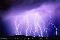 Arizona lightning   Natural Environments of the World ...