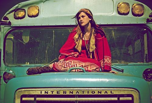 hippie.