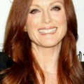 Locks actress julianne moore make me over make up and hair