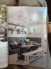 Kitchen nook idea | Dream home | Pinterest