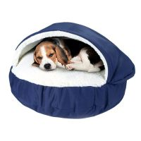 Luxury Cozy Cave Pet Bed | MeMe's | Pinterest