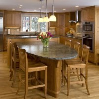 Dining Table: Kitchen Island Dining Table