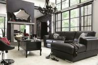 Gothic living room | Decorating Ideas | Pinterest