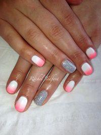 Cnd shellac nail art | Nails | Pinterest
