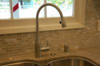 White onyx staggered tile- backsplash | For the Home ...