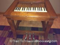 19 Wonderful What To Do With An Old Piano - DMA Homes | 24698