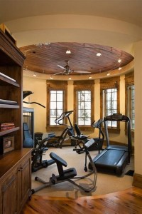 Workout Room | home gym | Pinterest