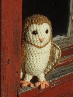 Soren the Barn Owl - ordered by Christine Caisse and Polina Bazlova