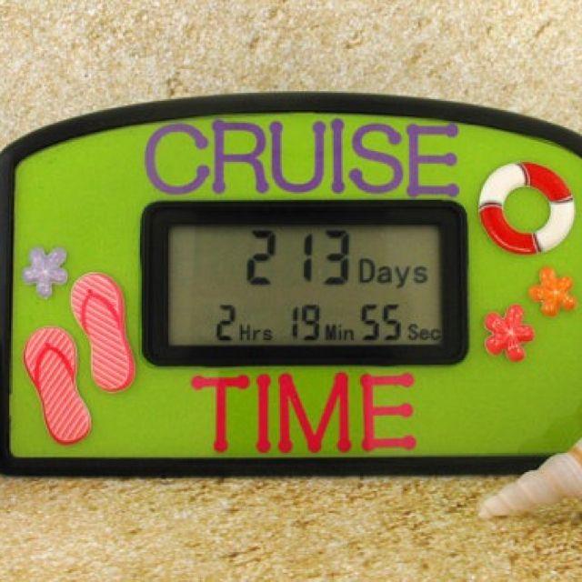 Vacation Countdown Clock Facebook