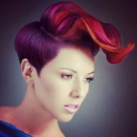 Fun hair color | hairstyles * | Pinterest