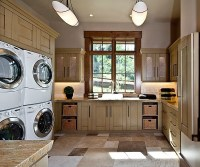 Large open laundry room | Laundry room | Pinterest