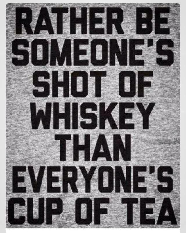 I Love Scotch Quote