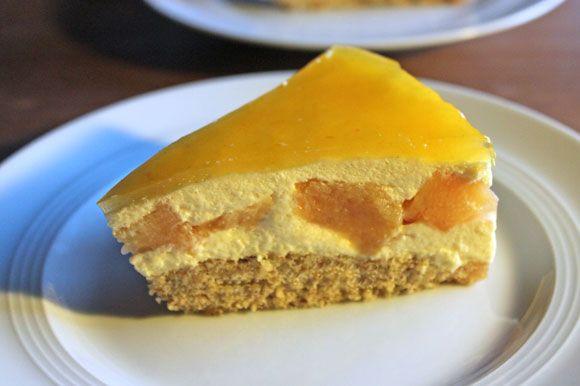 Haselnuss - Quitten Torte