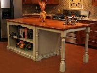 kitchen island tables