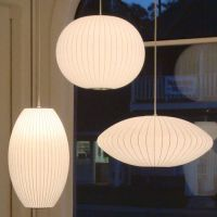 George Nelson Bubble Lamps | Nelson Bubble Lamps! | Pinterest