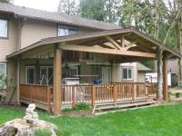 Covered Decks | Covered Decks or Porches | Pinterest