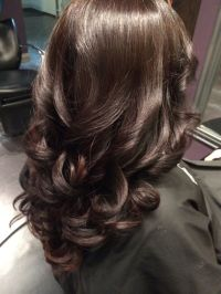 Best 25 Chocolate Brown Hair Ideas Only On Pinterest ...