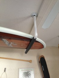 Ceiling SUP Racks | California | Pinterest