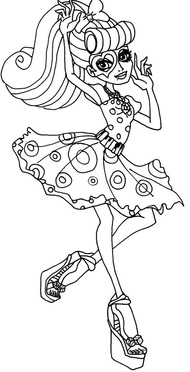 "Search Results for ""Monster High Coloring Pages"