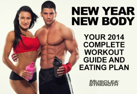 New Year, New Body: Quick Start Workout Guide & Eating Plan