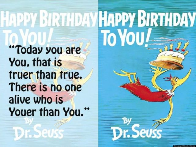Dr seuss quotes 10 memorable quotes in honor of dr