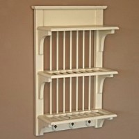 Plate Rack - Wall Mounted | Crissy kitchen wall and floor ...