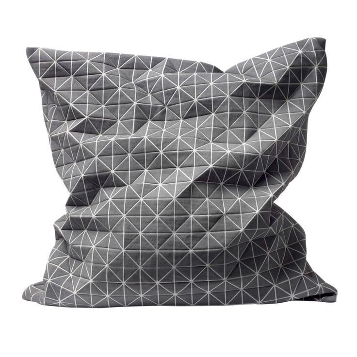 Mika Barr Origami Cushion by Nake