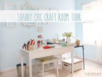 Shabby Chic Craft Room Ideas 9 Photo Gallery - Lentine ...