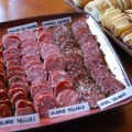 Salami platter willy s meat party pinterest