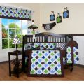 Make your baby s room bright and fun with this pretty machine washable