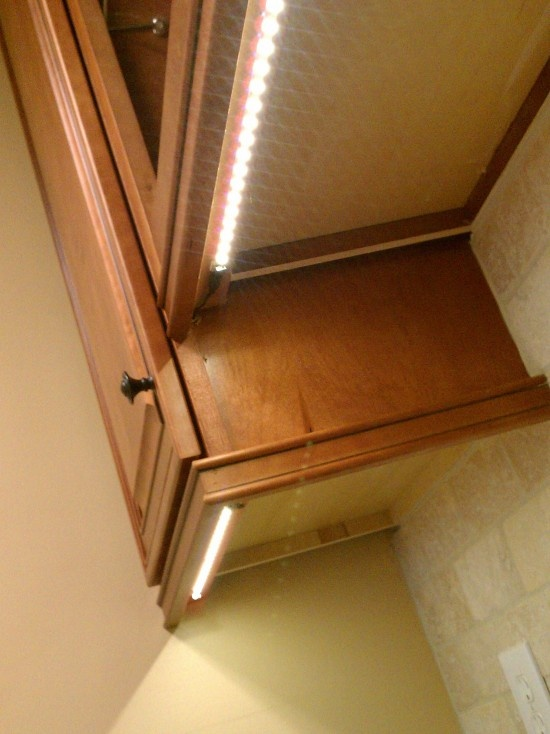 Undermount Lighting Led