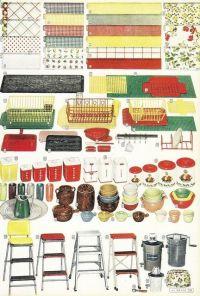 vintage 1950s kitchen home decor | Cooking up a renovation ...