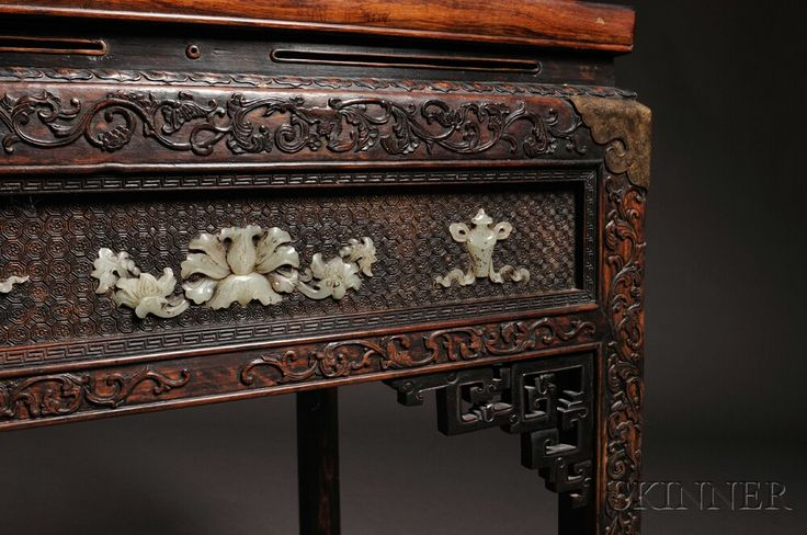 Hongmu Altar Table | Sale Number 2751B, Lot Number 165 | Skinner Auctioneers