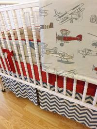 BLACK FRIDAY SALE--- Baby Bedding-Made to Order-4 pc ...