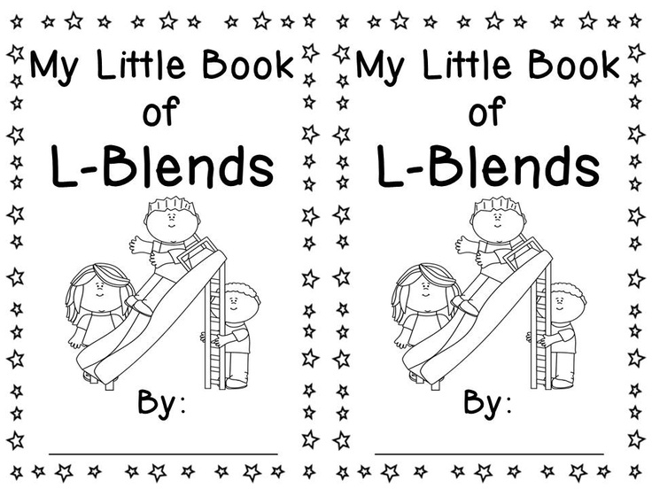 My Little Book of L-Blends