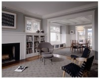#craftsman style living room