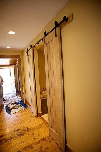 Sliding Barn Doors: Bathroom Sliding Barn Doors