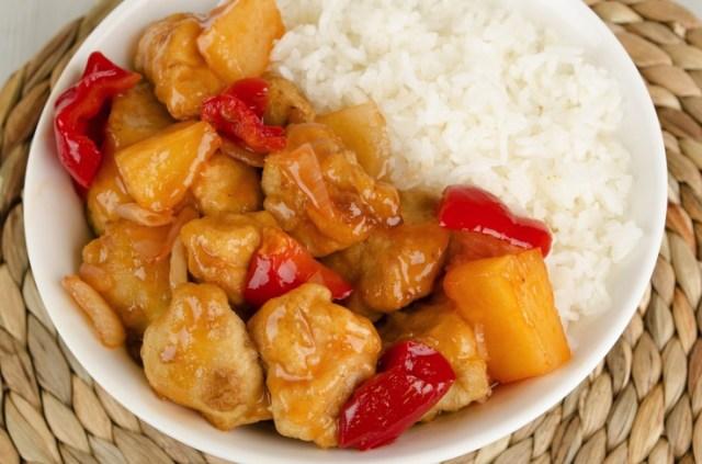 Spicy Hawaiian Chicken Recipe