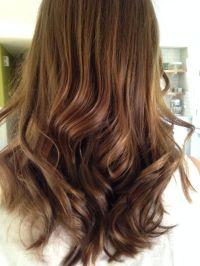 Warm brown hair color | {HAIR COLOR} | Pinterest