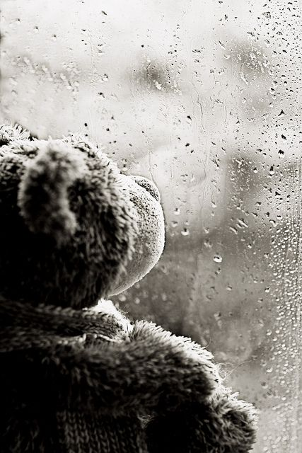 """I always like walking in the rain, so no one can see me crying.""  ― Charles Chaplin"