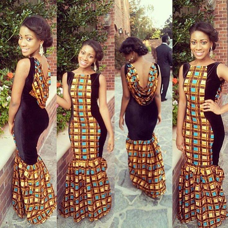 Gorgeous Nigerian Wedding Dress!!