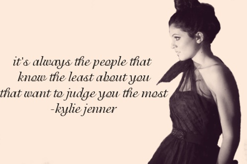 Kylie Jenner Funny Quotes Quotesgram