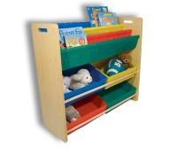childrens book & toy storage | Kid's Stuff | Pinterest