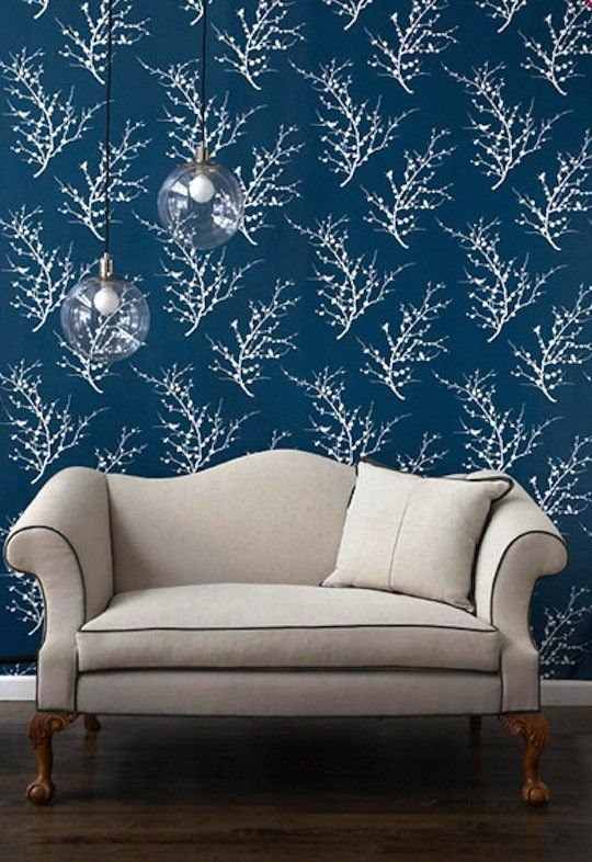 Removable Wallpapers by Style Floral  Renters Solutions