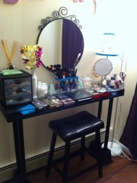 Build A Makeup Vanity. When In Doubt Make Your Own Vanity ...