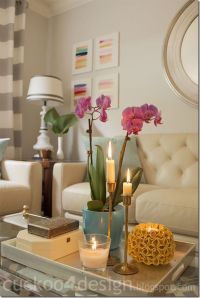 Love this coffee table arrangement | For the Home | Pinterest